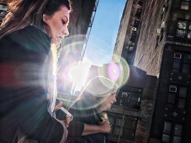 来看看职业摄影师用iPhone 7 Plus拍摄的照片