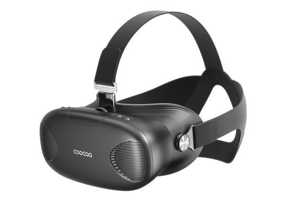 一直做电视的酷开也发布了VR一体机 董事长称不怕VR冲击电视