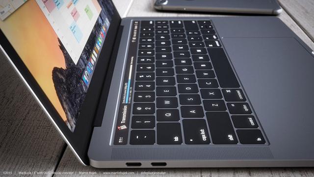2016款MacBook Pro所有传言都在这了 难道真有这个功能?