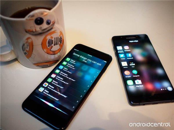 苹果iPhone7 Plus与三星Note7对比评测:功能重于形式