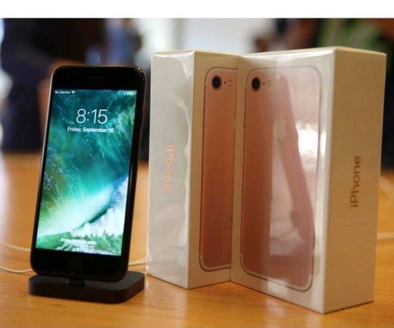 苹果iPhone7/7 Plus身体里的10个秘密
