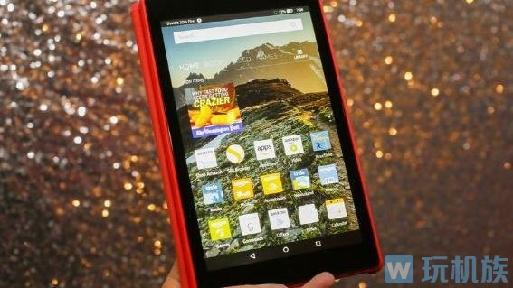 亚马逊新款Fire HD 8体验:低端平板也优秀