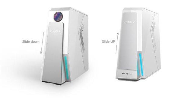 内置广角相机的mini PC:Win10、安卓版本你爱哪个?