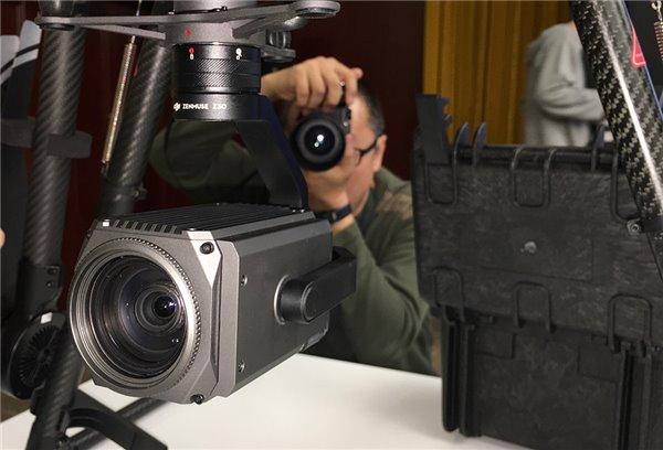 大疆发布禅思Z30远摄变焦云台相机:支持30倍光变