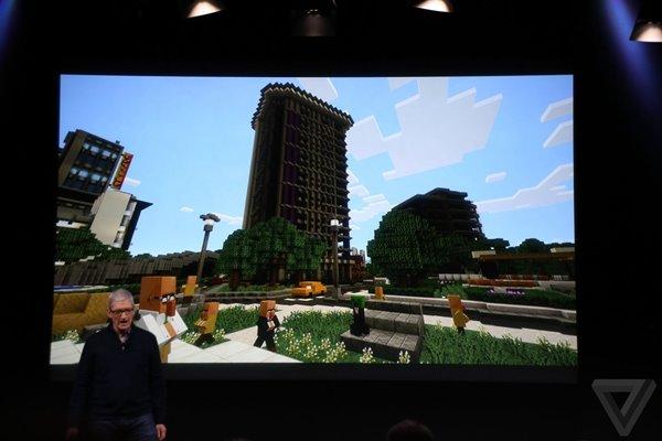 苹果宣布Apple TV 4拥有超过8000个应用和2000款游戏支持