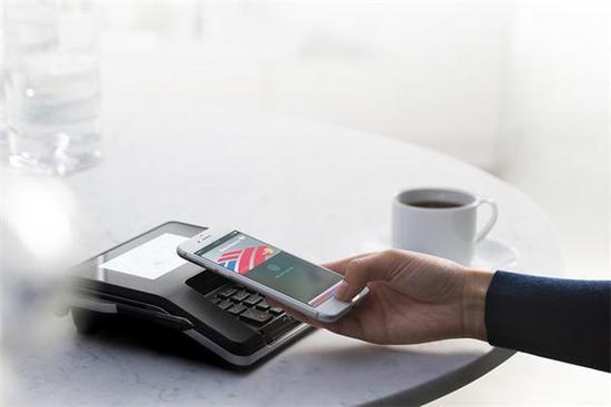 苹果CEO库克:我们要用Apple Pay打造无现金社会