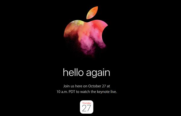 Apple 苹果2016发布会