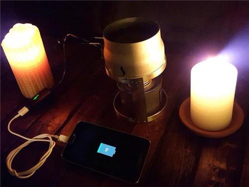 手机夜间进行充电
