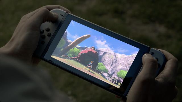 任天堂Switch外媒评论:细节缺失但前景光明