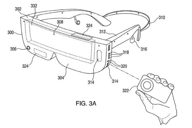 苹果VR专利和三星Gear VR像极了 但最先问世的可能是AR