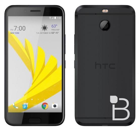 黑色版HTC Bolt渲染图