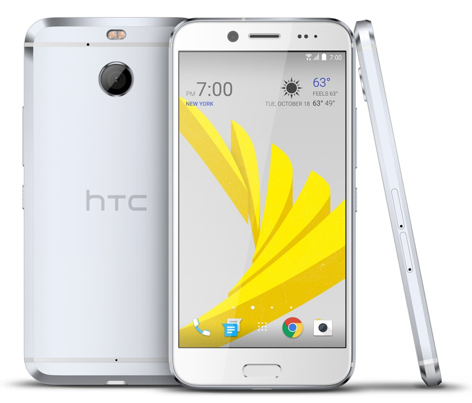 银色版HTC Bolt渲染图