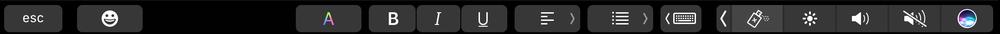 抢先看苹果自家的应用会如何支持Touch Bar