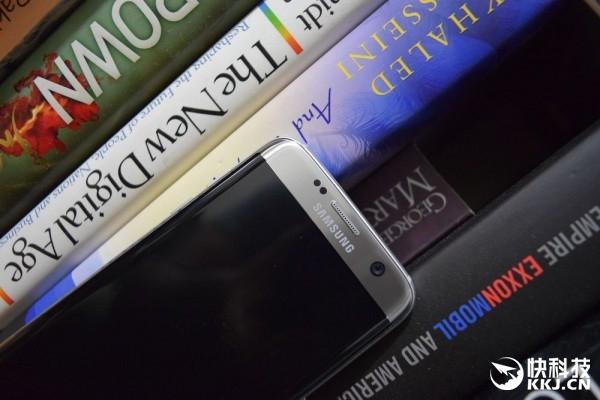 弃Home键/超强双曲屏!Galaxy S8曝光:屏幕激增