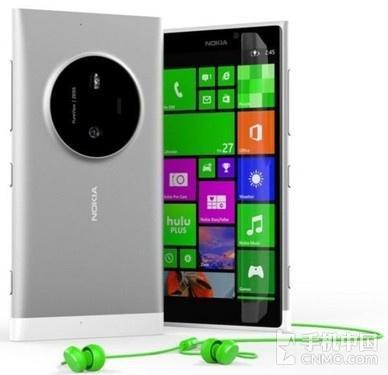 Lumia 1030渲染图曝光:2000万像素主摄像头