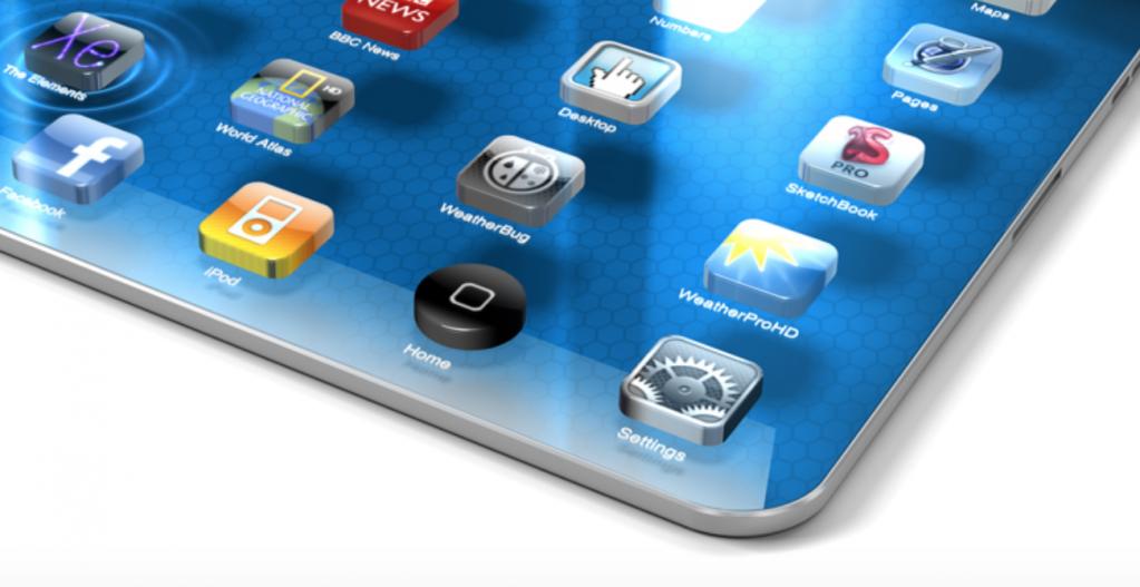 给力了!明年的新iPad万一是这个样子呢?