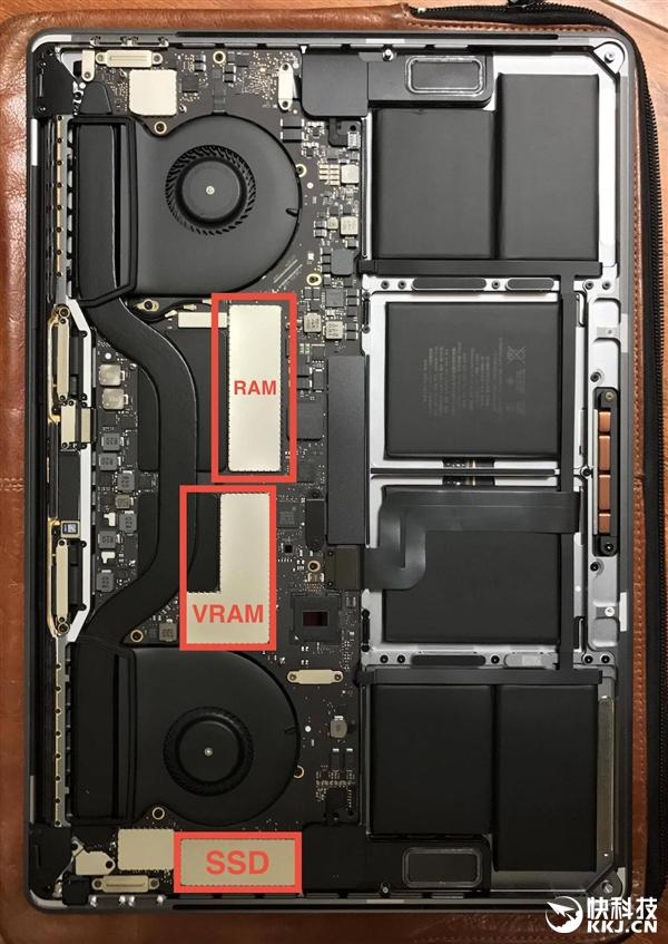 全新MacBook Pro悲剧:不能换内存、SSD
