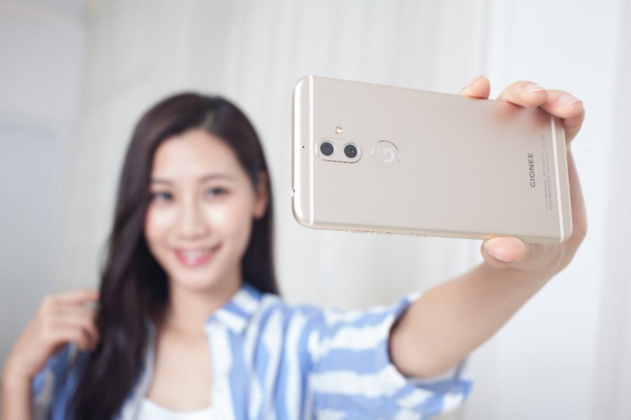 金立S9发布:双后置镜头+柔光自拍/2499元