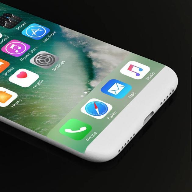新一代iPhone 8曝光:3大版本回归双玻璃设计