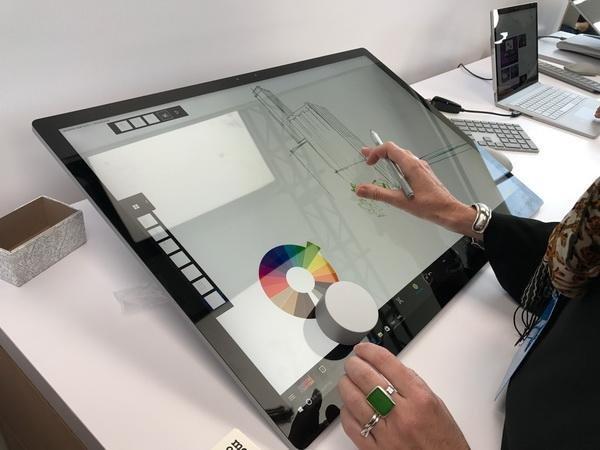 Surface Studio侧目:苹果仍然认为触摸屏电脑很糟糕