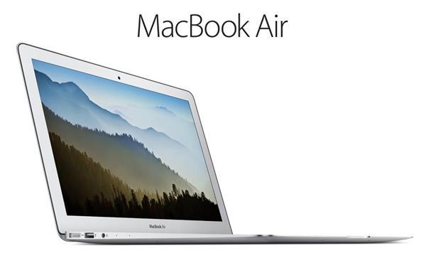 2017款MacBook Air史上最便宜:配电子墨水键盘