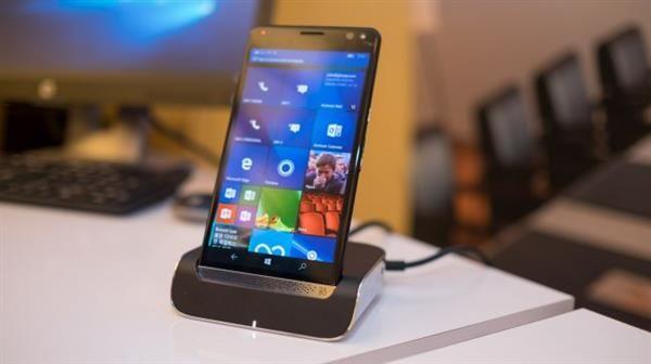 惠普被曝研发新款Windows 10 Mobile智能手机