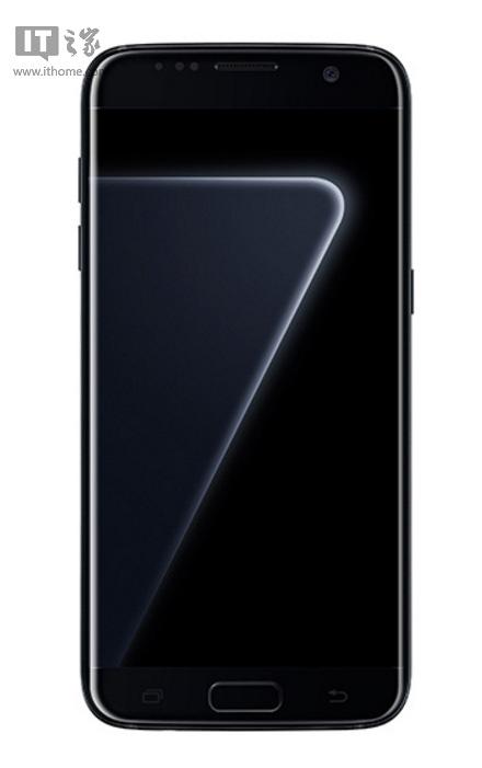 三星S7 Edge全新珍珠黑配色官图曝光:国行售价6288元