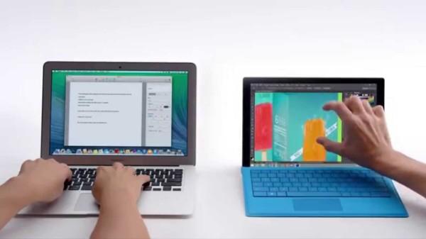 """大量Mac用户""""叛变"""" Surface销量创新高"""