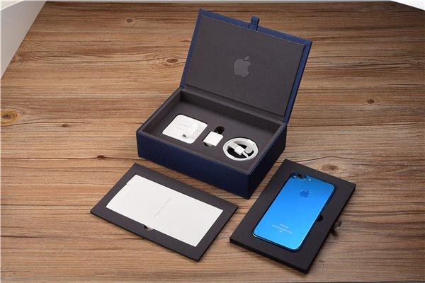 苹果iPhone7/Plus亮蓝色定制版