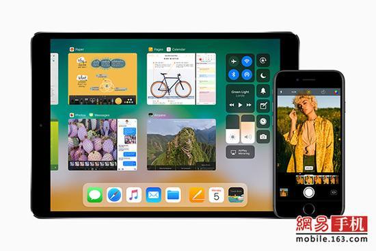苹果推送iOS11/macOS公测版:提前尝鲜体验