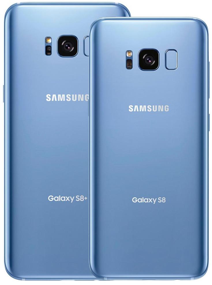 定了!官方确认三星S8/S8+珊瑚蓝7月21日发布