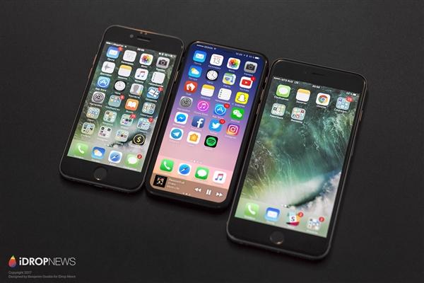iPhone 7S/8发布时间/售价齐曝光:苹果逼着你买它!