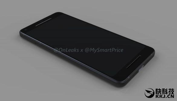 首发骁龙836 安卓8.0!谷歌Pixel 2/XL 2外形大曝光