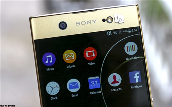 联发科P20卖3100元!索尼超窄边框手机XA1 Ultra印度开卖