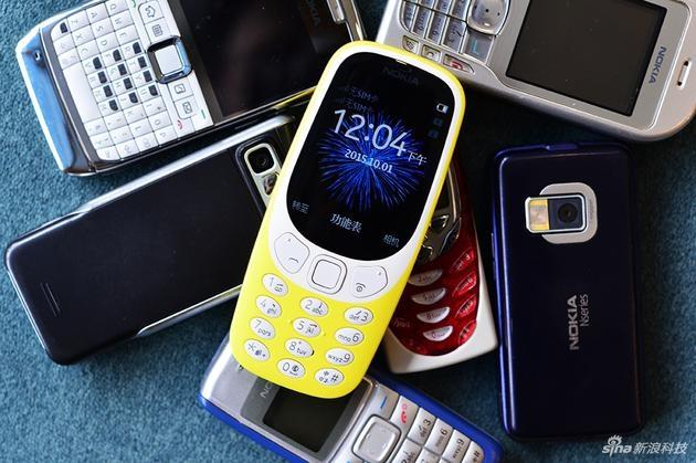 诺基亚3310复刻版体验:除了回忆还有什么让你放不下