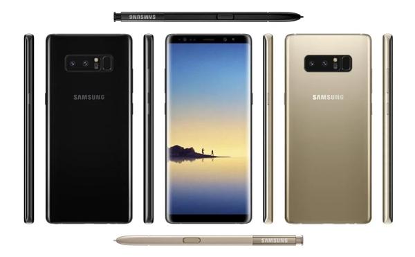 8千元买不买?三星Galaxy Note 8详细信息汇总:9月开卖