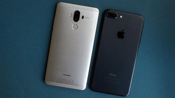赶超苹果!美国第二大运营商将开卖华为手机