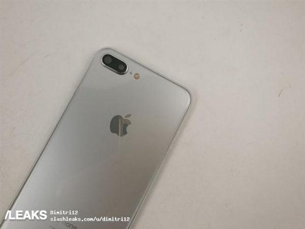 亮银版iPhone 7s Plus曝光:这颜值你打几分