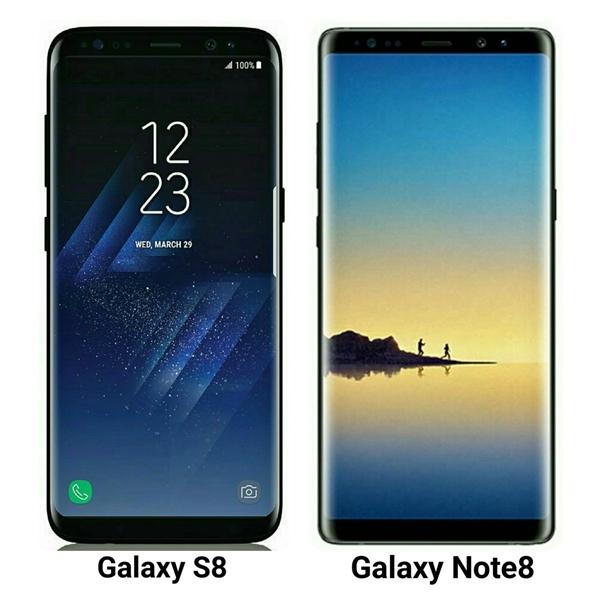 最强Android机皇 三星Galaxy Note 8现身