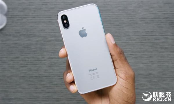可以扔掉iP7了!iPhone 8高质量机模上手体验:如此小巧