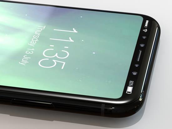 郭明錤:iPhone 8全系前面板均为黑色