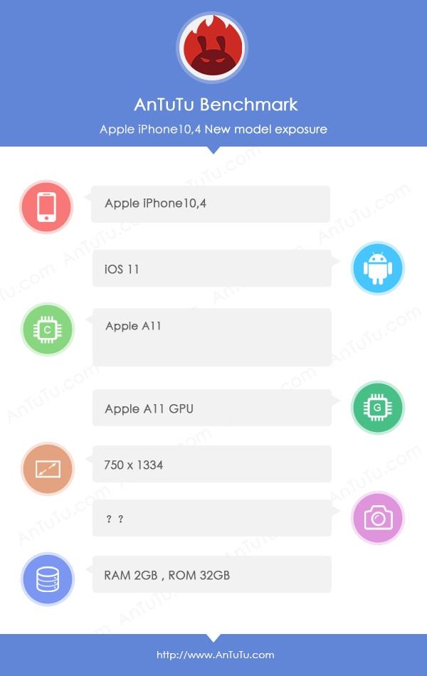 A11有多强?iPhone 8/X秀性能:跑分秒飞骁龙835
