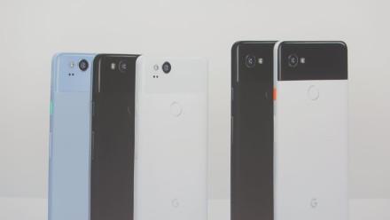 649美元起步 谷歌新太子Pixel 2/Pixel 2 XL正式发布
