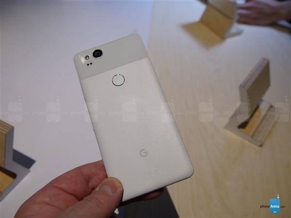 是否有爱?谷歌新太子Pixel 2、Pixel 2 XL上手图赏