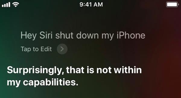 iOS 11小技巧:没有电源按钮 iPhone如何关机