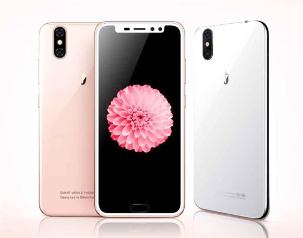 国产iPhone X小辣椒S11售价公布:刘海感人