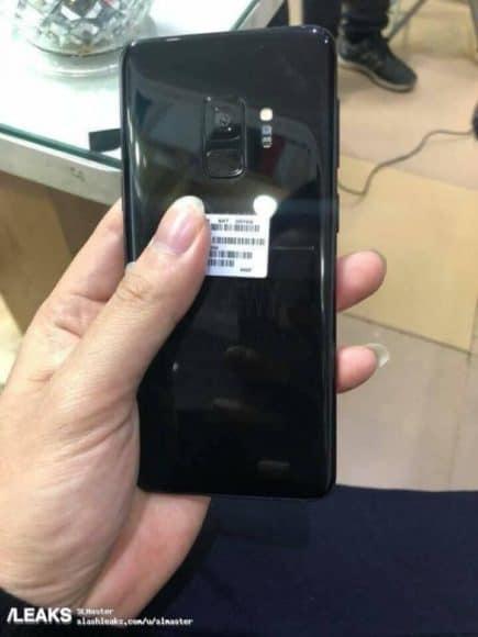 三星Galaxy S9官方照流出 四款颜色机型全泄露
