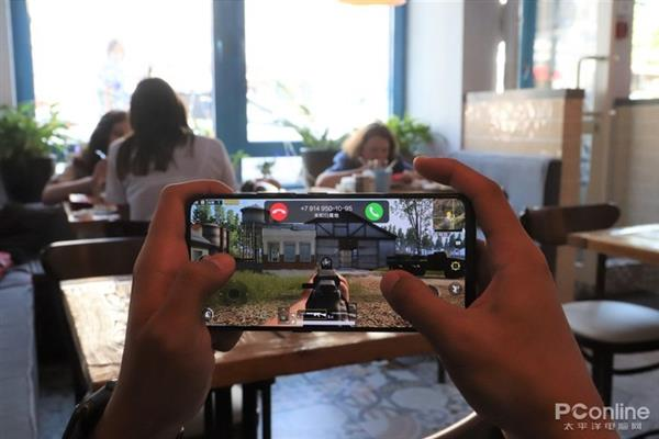 vivo NEX游戏体验:帧数稳定 发热控制出色