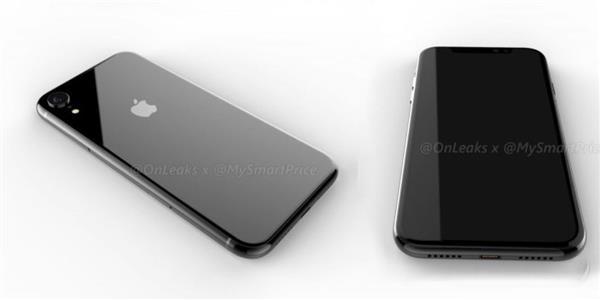 今秋发布!三款新iPhone齐曝光:6.1寸廉价版要成爆款