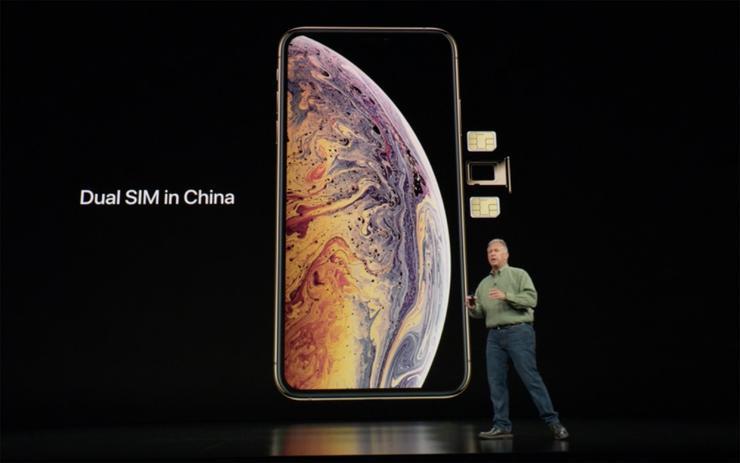 揭秘:缘何新iPhone只有中国特供版是双实体SIM卡 ?#天猫首发
